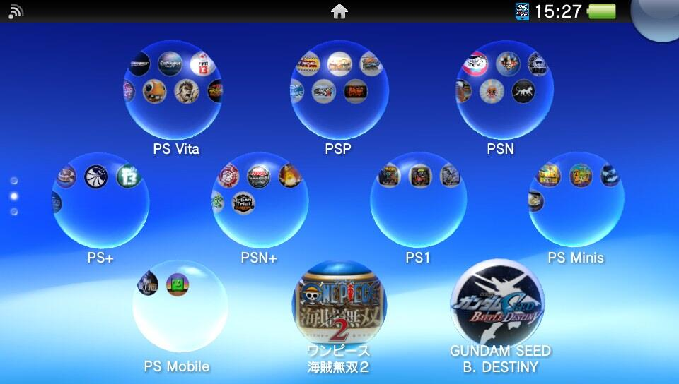 psp vita anime wallpaper